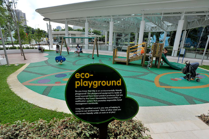 City Sqaure Mall Eco Playground