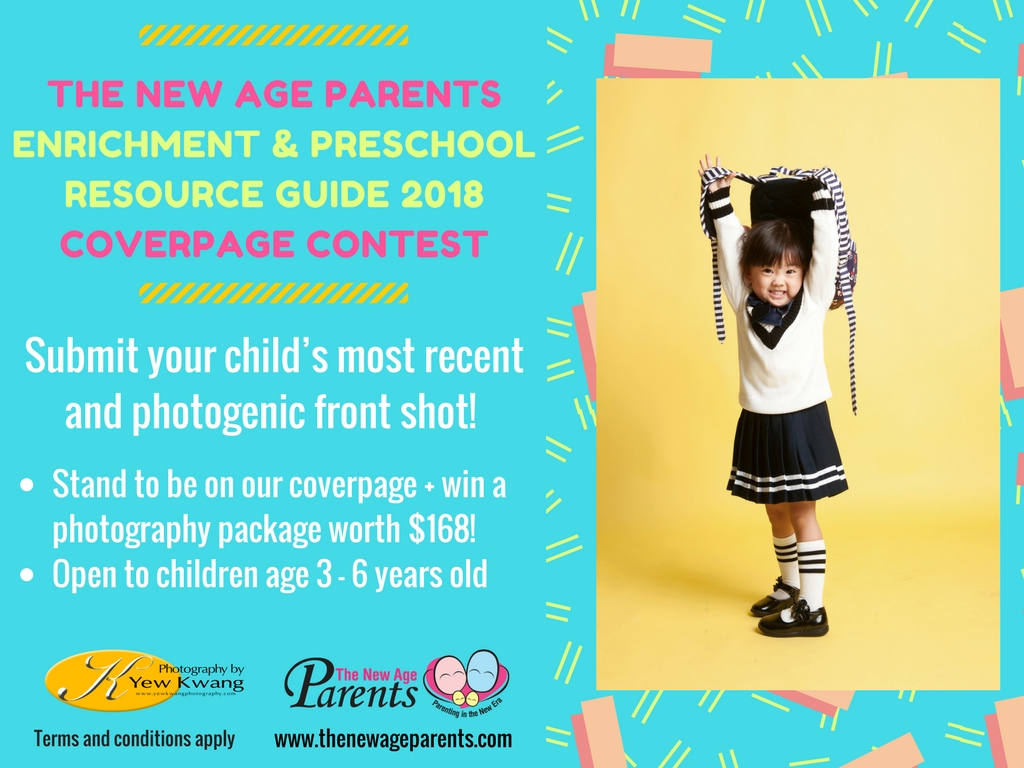 Enrichment and Preschool Guide 2018 coverpage contest