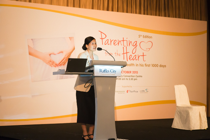 Ms Chen Li Qin Lactation Consultant Thomson ParentCraft Centre