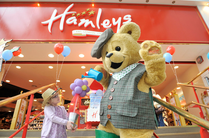 Plaza Singapura unveils Hamleys, the world's oldest toy store in Singapore