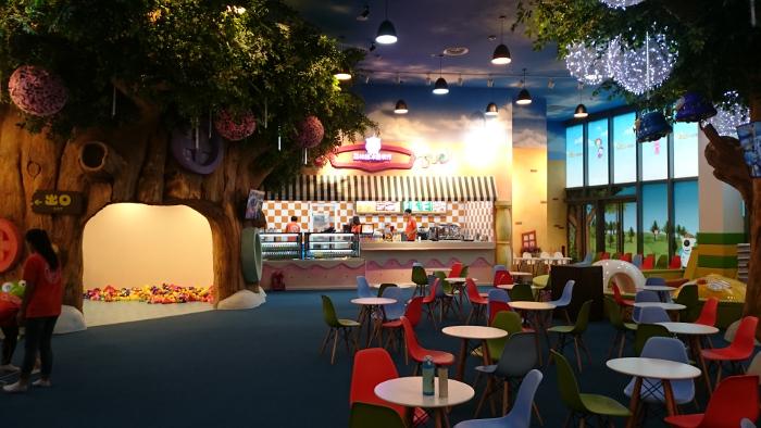 Pororo Park Cafe