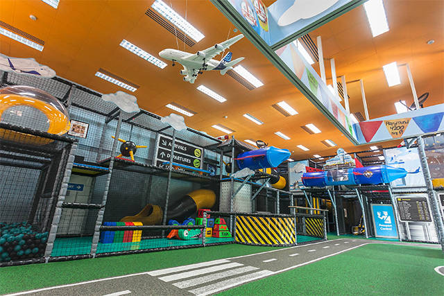 T-Play indoor playground singapore