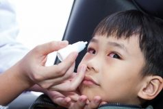 Sore Eyes Treatment And Eye Pain In Children