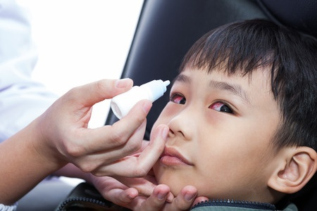 What to do when your child has sore eyes