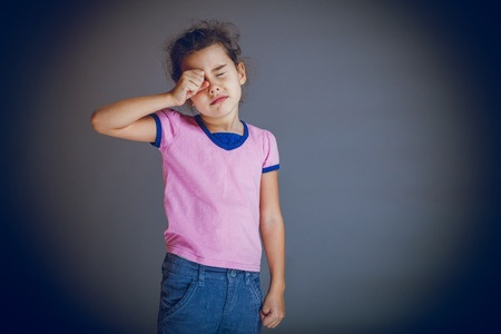 eye pain and sore eyes in children