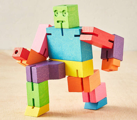 Cubebot Toy