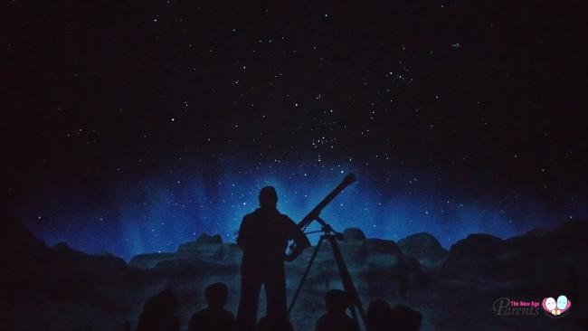 Earth, Moon, Sun Omni Theatre