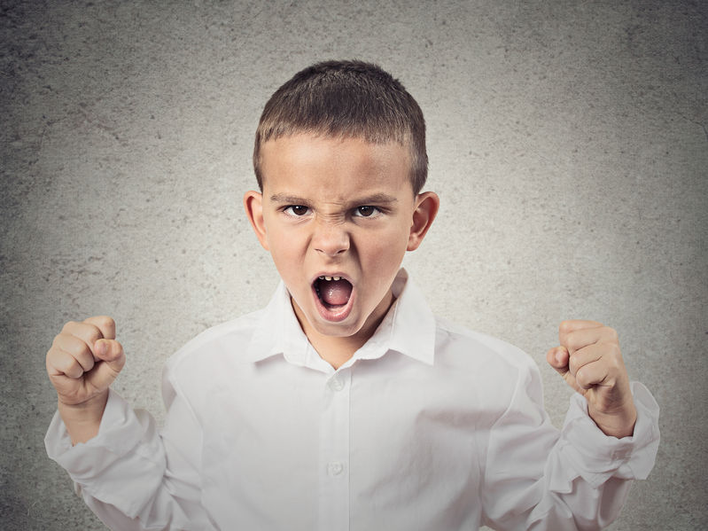 How To Tame Your Kid's Temper Tantrum