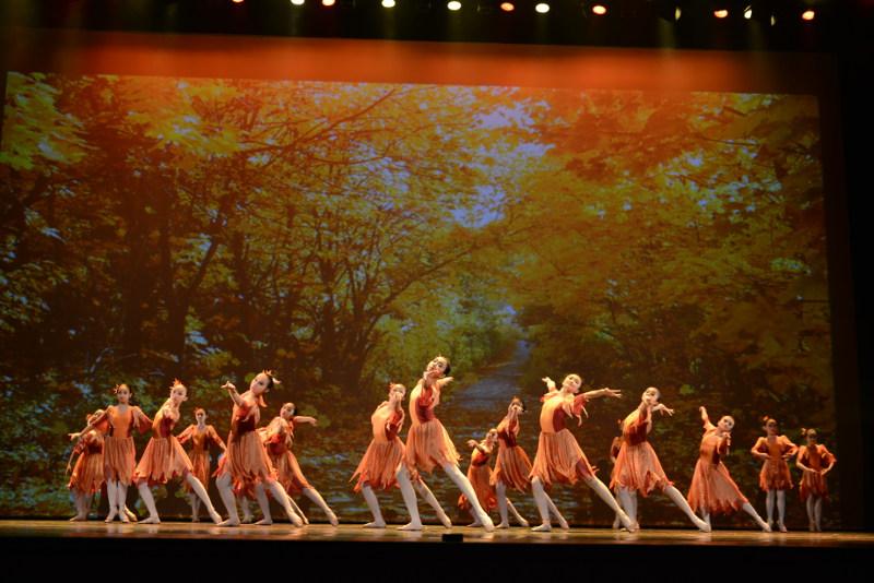Crestar School of Dance Concert - Fall