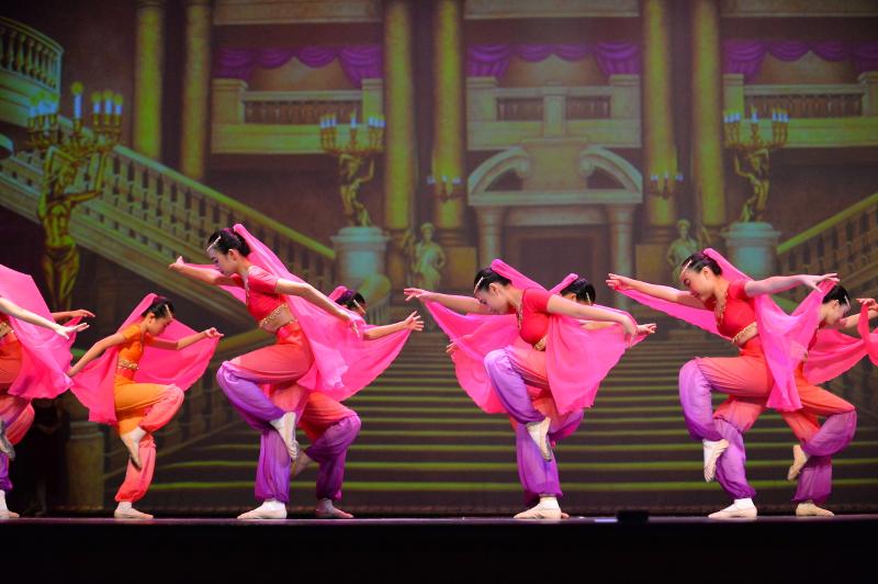 Crestar School of Dance - Mystical Arabian Dream