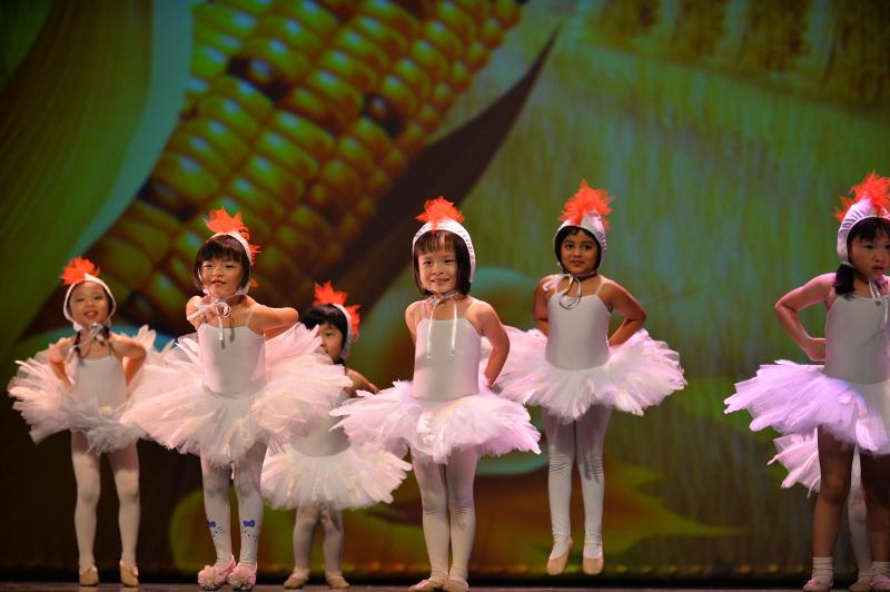 Crestar School of Dance - little chicks