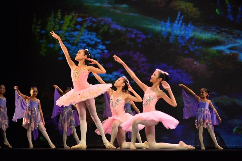 Crestar ballet classes