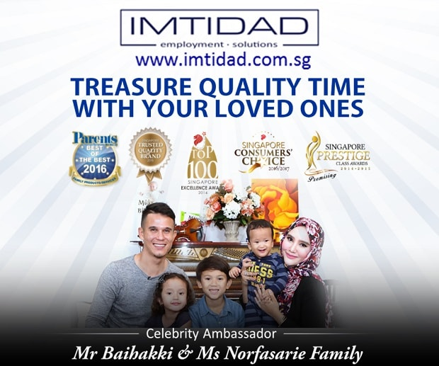 imtidad maid agency singapore