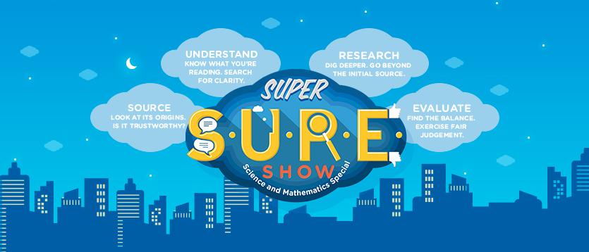 SUPER S.U.R.E. SHOW