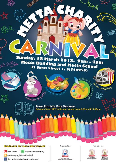 metta charity carnival 2018