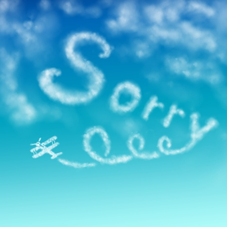 teach children to say sorry