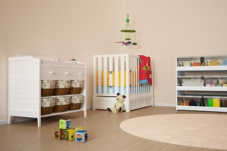 Creating A Mess Free Room For Your Child