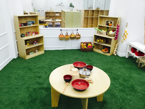 Creating Learning Spaces For Kids At Home