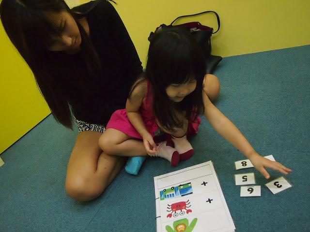 Heguru right brain training for children