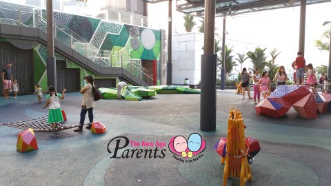 JEM outdoor playground