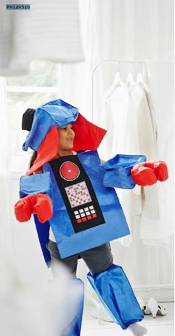 LATTJO robot costume