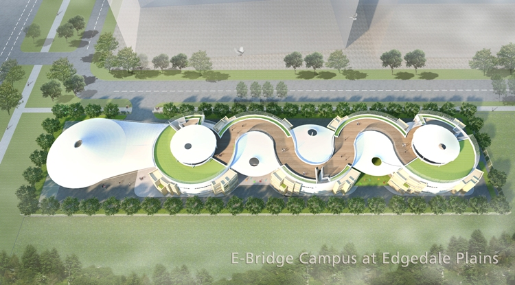 Mega childcare centre E-Bridge Pre School Punggol