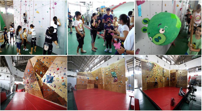 Onsight Climbing Gym