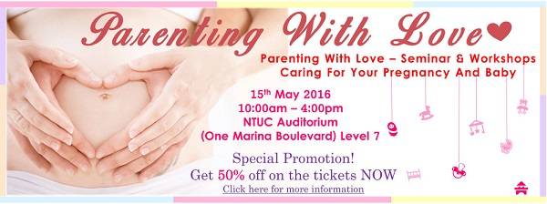 Parenting with Love Seminar 2016 The New Age Parents