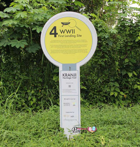 World War 2 WWII First Landing Site