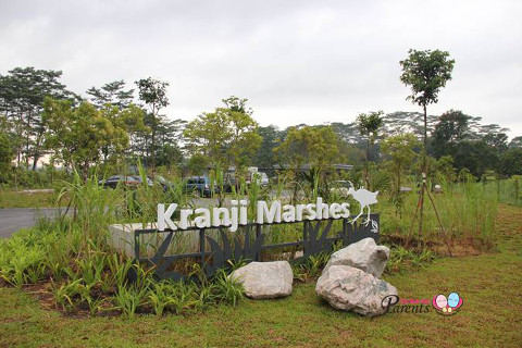 kranji marshes entrance
