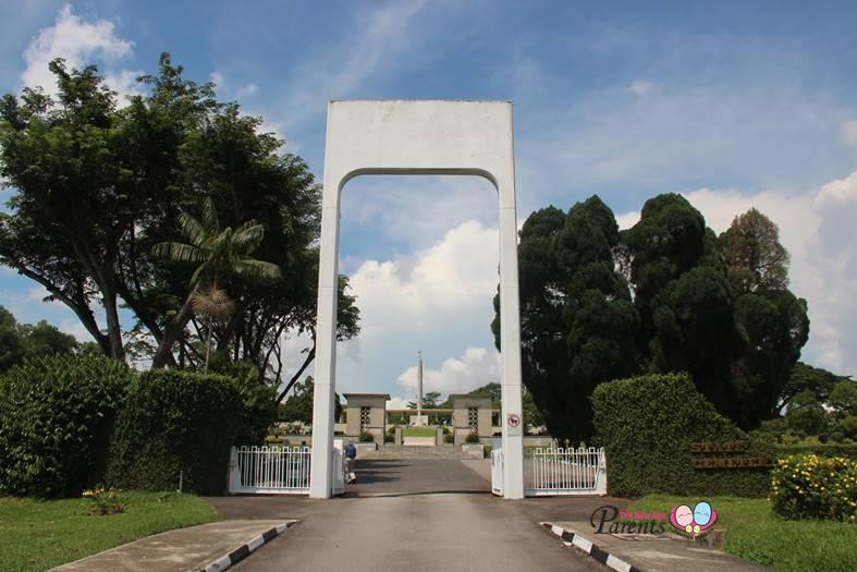 kranji memorial park singapore