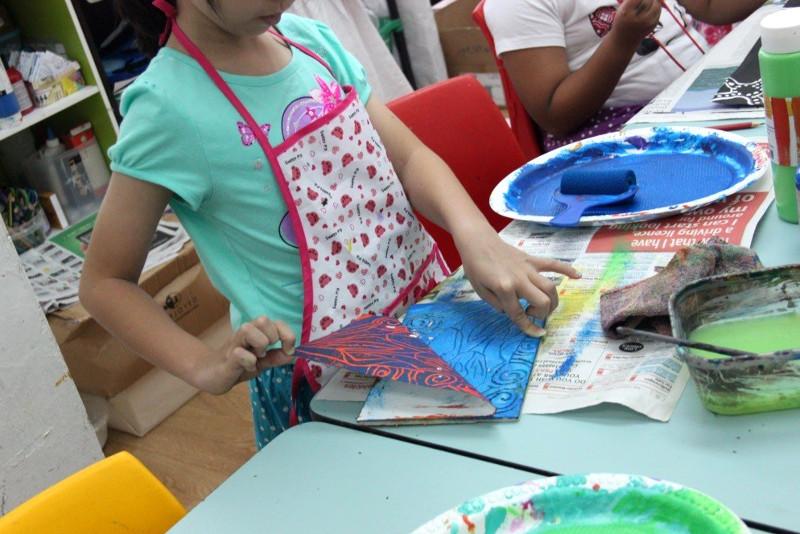 art and aesthetic creative development