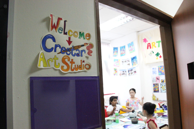 Art and Craft Enrichment Classes in Singapore