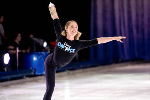 Disney on Ice skater Sofie Roberg