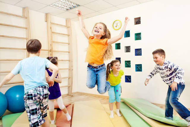 5 Reasons To Get You And Your Child Moving