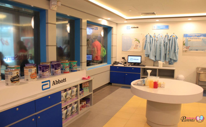 Kidzania Abbott environment