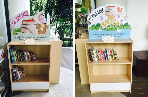 The Book Bank at SBG
