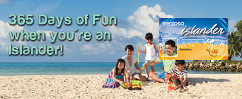 UNLIMITED Fun all year round at Sentosa