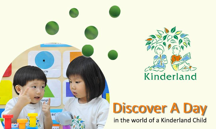 Discover A Day In The World Of A Kinderland Child