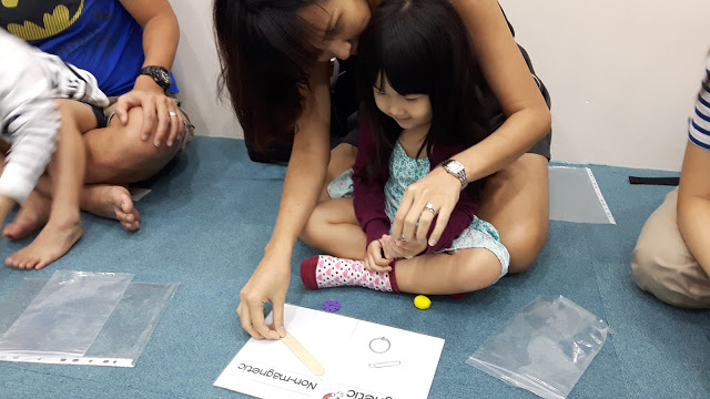 Heguru learning class