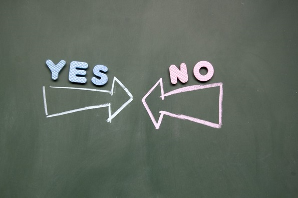How To Say 'No' To Our Kids