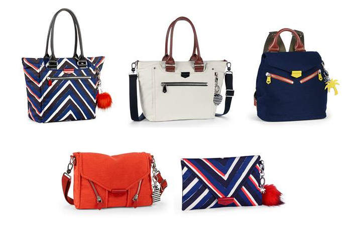 Kipling Kaeon bag collection