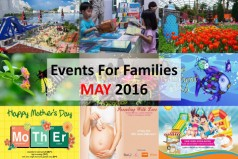 Events In Singapore May 2016