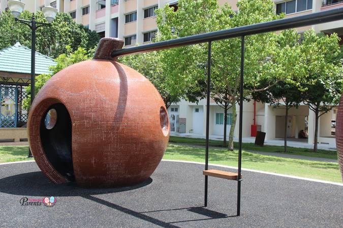 unique playgrounds in tampines singapore