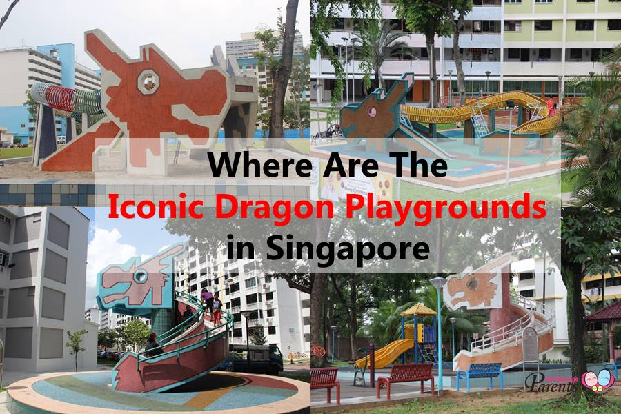 where are the dragon playgrounds in singapore