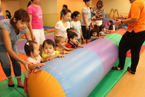Gymboree Play & Learn Programme