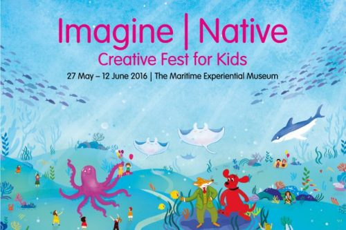 Imagine | Native - Creative Fest for Kids