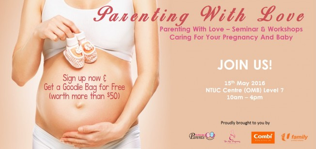 Parenting With Love 2016 May 2016