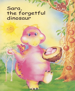 Sara The Forgetful Dinosaur Children Treasure Hunt