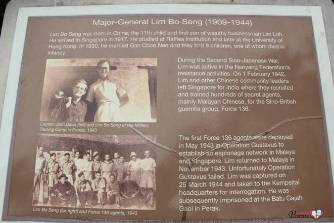 background of singapore war hero Lim Bo Seng